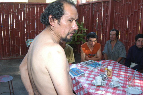 Liberacion de torturados en Majaz