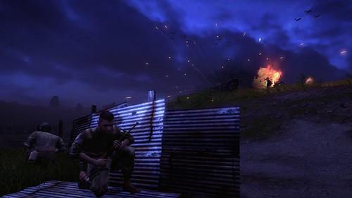 hells highway, taking cover, resigned gamer