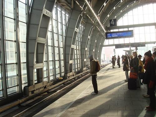 Berlim - Estação de trem