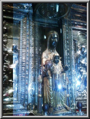 Visita a la Basílica de Montserrat