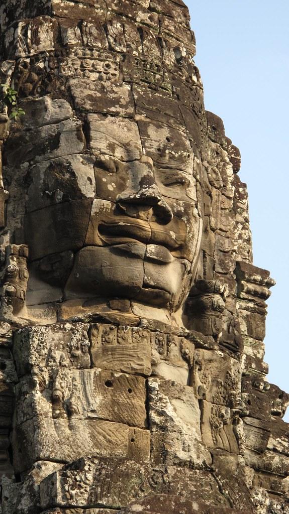 Bayon Temple, Angkor Thom 7