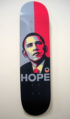 """Bootleg"" skateboard in ""CAN & DID"""