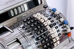 The treasury cash register is broken