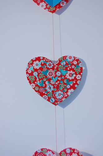 Valentine garland 3
