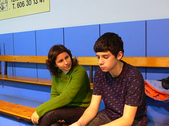5 Open Ping-Pong (vrakob) Tags: enric pingpong marga campionat reinaelisenda
