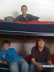 nate, Noah and James