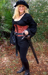 Wench busty corset