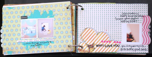 why scrapbook and love.
