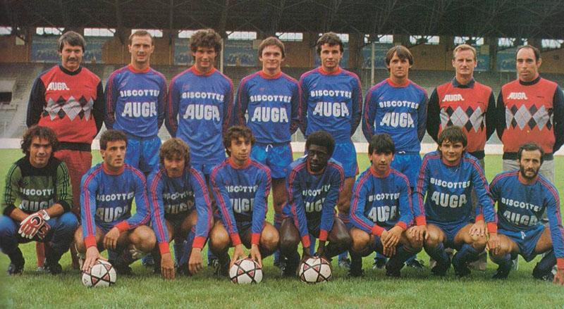 châteauroux 1983-84