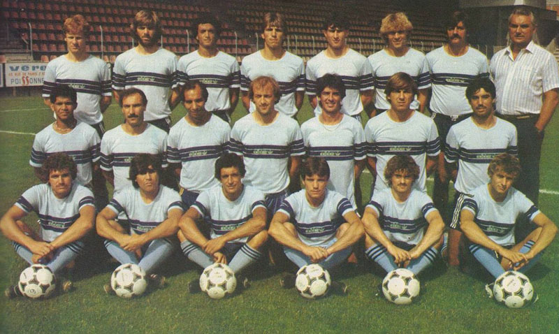 le havre 1983-84