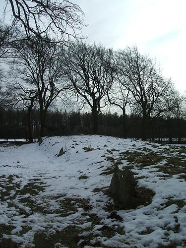 Waylands Smithy longbarrow