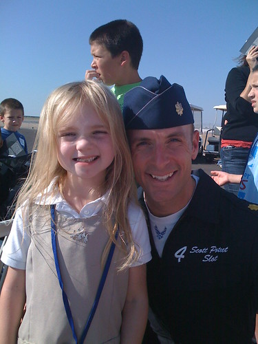 Gabby with Pilot #4