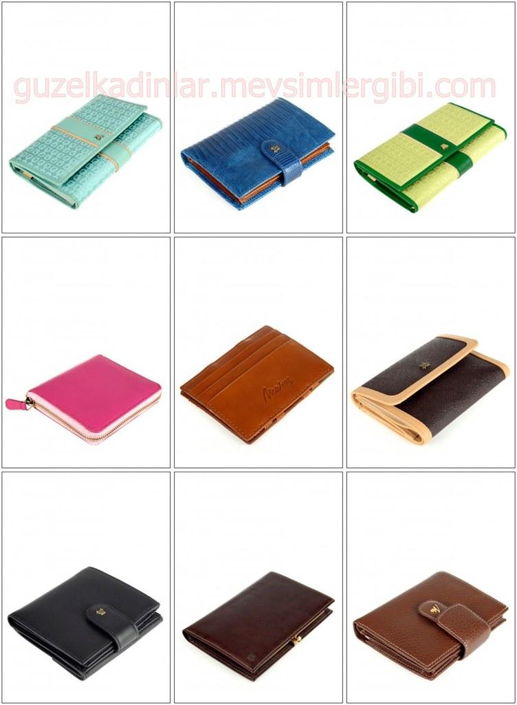 Matraş deri markalı 2010 bayan deri cüzdan modelleri