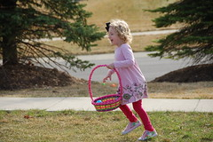 neighborhood egg hunt