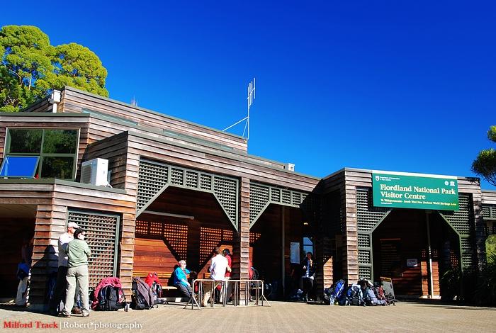 Fiordland National Park服務中心