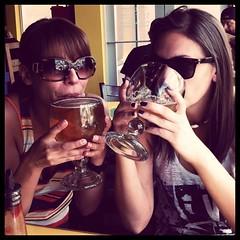 4-29-11 (mkrumm1023) Tags: friends beer drinking schooners