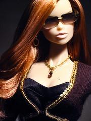 Savvy (hauntcouture) Tags: fashion doll dolls glam couture fashionroyalty