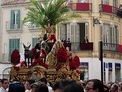 Pollinica de Malaga