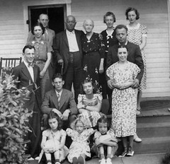 Galbraith family, Carlisle, Kentucky,1938