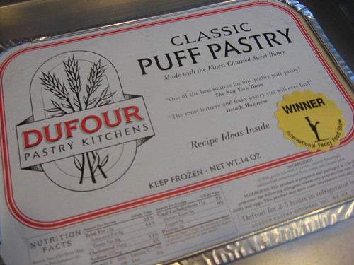 Really Expensive Puff Pastry Dough