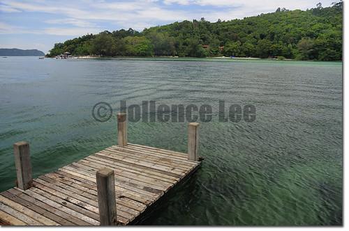 Sapi Island View
