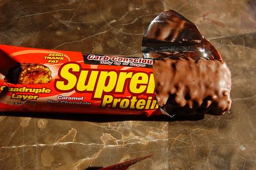 Supreme Carb Conscious Quadruple Layer Protein Bar