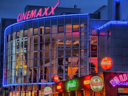 Cinemaxx .