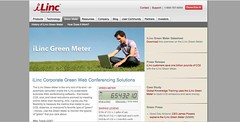 iLinc Green Meter page