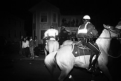 Mounted Police (bethflick) Tags: police mounted