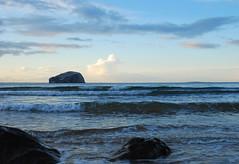 The Bass Rock (Surely Not) Tags: sea lighthouse rock scotland nikon bass d80 yourphototips