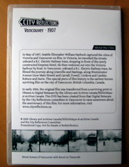 City Reflections DVD 1907 only