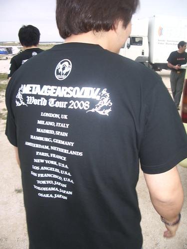 "Camiseta ""rockera"" de Imaizumi :D"