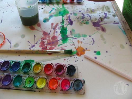 battle field of color