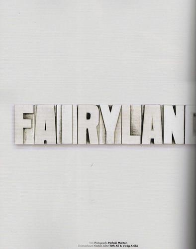 """""""Fairyland"""""""
