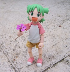 I found this, you can have it (jdmtee) Tags: anime flower manga figure yotsuba