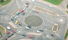 Insane Roundabout (S.A.L.) Tags: road street wild signs streets lines spectacular fun lights weird insane crazy dangerous fantastic funny chaos crossing traffic stuck accident roadworks magic roundabout nuts fake police going junction caos directions confused goes signpost unusual roads magicroundabout mad jam incident crossroads caught signal confusion trafficjam segnaletica extraordinary hemel divertenti foolish segnale stradale divertente verticale perilous traffico chaotic irregular polizia incidente signposts linee calmo pericoloso incrocio stradali rotatoria orizzontale hempsted caotico spaventoso highwaypolice intersaction ingorgo caotica imbottigliati