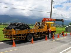 縣道197電纜地下化工程