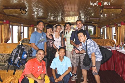 vietnam - all aboard the aloha junk