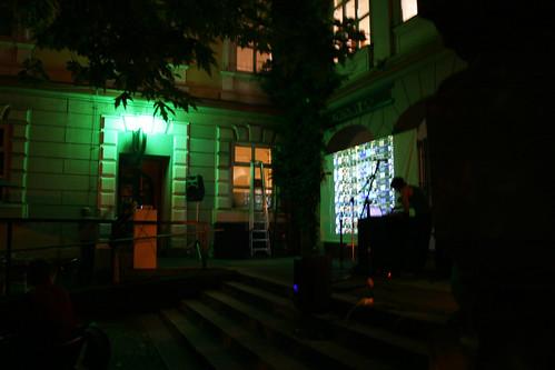 Video/Noise Performance Umetnostna Galerija