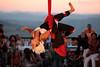 the thin red line (Erberto Zani / Photographer) Tags: italy woman canon artista acrobata thethinredline lasottilelinearossa erbertozani artistsperformers