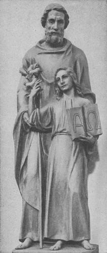 Sankt Josef - Beschützer des jugendlichen Jesus