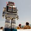Robot Beach 2