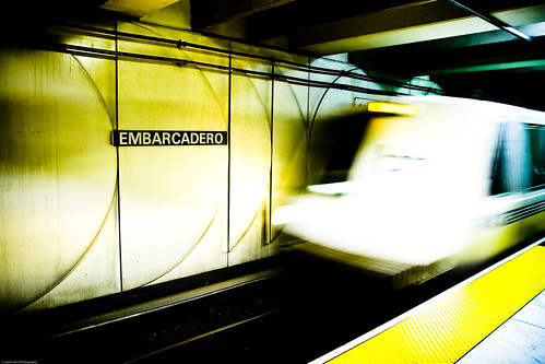 Embarcadero Station by Justin Korn