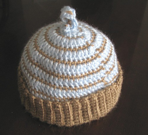 EASY CROCHET BABY HATS - Crochet ? Learn How to Crochet