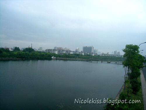 xi hu in hangzhou