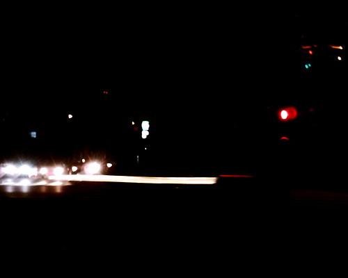 【写真】VQ1005で撮影した交差点