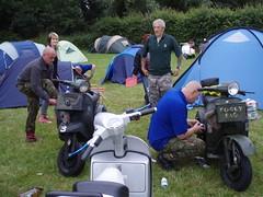 P7060559 (mark & anne's photos) Tags: vespa rally lambretta scooters custom scooterrally bretta ronniebiggs