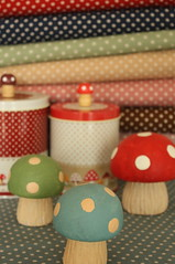 polka dots (cottonblue) Tags: house cute art home mushroom japan corner vintage japanese design living cozy bedroom colorful apartment display furniture linen interior cottage decoration style livingroom polkadots coastal fabric cotton bazzar interiordesign smallspace shabbychic homefurnishing homedecoration homedesign thrfit fleamarketstyle vintagedecoration cottonblue homedressing bazzarstyle lifecountryshabbyinterior