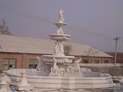 供应西洋石雕喷泉,园林水景,石雕小桥流水,水榭亭台等东西方园林景观石雕花钵亭台