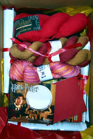 Lily of Flitwick's Kit - Top Layer